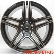 Mercedes AMG. 9.5x19, 5x112.00, ET35, ЦО 66,6мм.