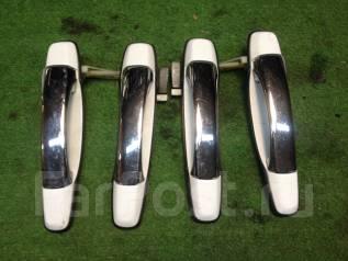 Ручка двери внешняя. Subaru Forester, SG5 Двигатели: EJ203, EJ205