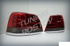 Стоп-сигнал. Toyota Land Cruiser, URJ200, VDJ200, UZJ200W, UZJ200 Двигатели: 1VDFTV, 2UZFE, 3URFE