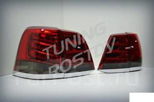 Стоп-сигнал. Toyota Land Cruiser, UZJ200W, VDJ200, URJ200, UZJ200 Двигатели: 1VDFTV, 3URFE, 2UZFE