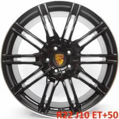 Porsche. 10.0x22, 5x130.00, ET50, ЦО 71,6мм.