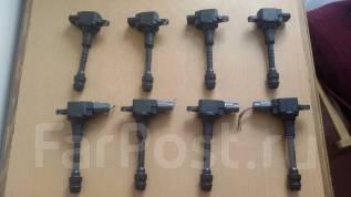 Катушка зажигания. Nissan: Wingroad, Bluebird Sylphy, Expert, Tino, Primera, Avenir, AD, Almera, Sunny Двигатели: QG13DE, QG15DE, QG18DE, SR20DE, YD22...