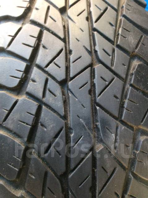 Колёса Dunlop Grandtrek AT2 225/80R15. x15 6x139.70 ЦО 110,0мм.