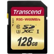 SDXC. 128 Гб, интерфейс SDXC