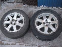 Honda. 6.0x15, 4x100.00, ET45, ЦО 56,1мм.