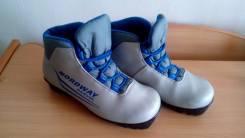 Ботинки лыжные. 34