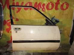 Дверь передняя правая Corolla AE80