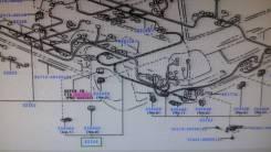 Электропроводка. Toyota Land Cruiser, HDJ101K, HDJ100L, HDJ100, HDJ101, UZJ100W, UZJ100, UZJ100L Lexus LX470, UZJ100 Двигатели: 2UZFE, 1HDFTE, 1HDT