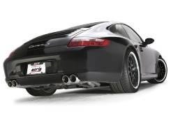 Выхлопная система. Porsche 911