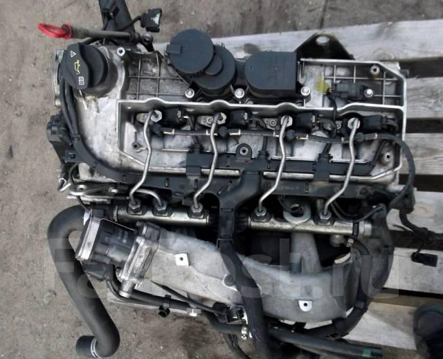 двигатель мерседес ом 646