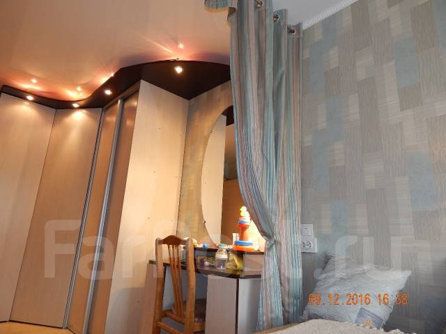 2-комнатная, улица Панфиловцев 47. Индустриальный, частное лицо, 48 кв.м.