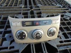 Блок управления климат-контролем. Toyota Voxy, AZR65G Двигатель 1AZFSE