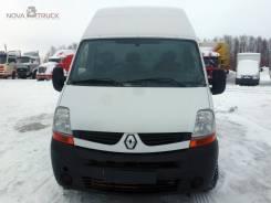 Renault Master. Цельнометаллический фургон Reno Master, 2 464 куб. см., 1 461 кг.