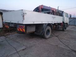 Isuzu Forward. Продам грузовик с крановой установкой исузу форвард, 7 000 куб. см., 8 000 кг.