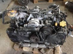 Двигатель. Subaru Legacy, BE5, BH5 Двигатель EJ206