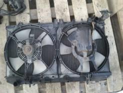 Радиатор охлаждения двигателя. Nissan NX-Coupe, FB13