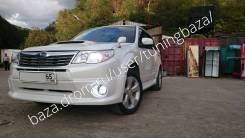 Обвес кузова аэродинамический. Subaru Forester, SH5, SHJ, SH9