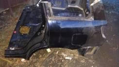 Задняя часть автомобиля. Mitsubishi Airtrek, CU2W