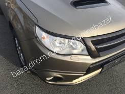 Накладка на фару. Subaru Forester, SH5, SHJ, SH9