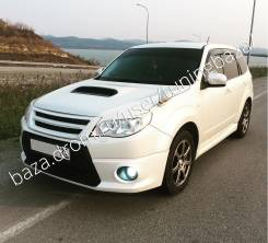 Решетка радиатора. Subaru Forester, SH5, SHJ, SH9L, SH9 Subaru Bistro. Под заказ