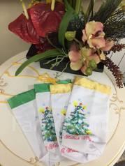 Новогодняя упаковка- мешок для подарков!