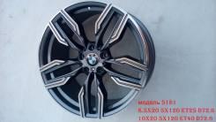 "BMW. 8.5/10.0x20"", 5x120.00, ET25/40, ЦО 72,6мм. Под заказ"