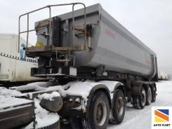 Grunwald. Полуприцеп самосвальный Semitrailer, Jr-TSt 31 м3 в Москве, 29 400 кг.