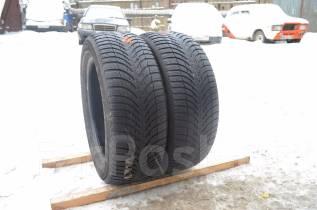 Michelin Alpin A4. Зимние, без шипов, износ: 20%, 2 шт