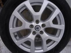 Nissan X-Trail. 7.0x18, 5x114.30, ET40, ЦО 66,1мм.