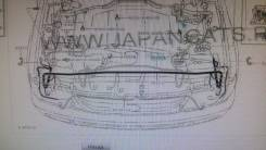 Электропроводка. Lexus LX470, UZJ100 Двигатель 2UZFE