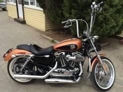 Harley-Davidson Sportster 1200 Custom. 1 200 куб. см., исправен, птс, с пробегом