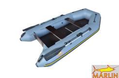 Marlin. Год: 2016 год, длина 2,90м., двигатель подвесной, 8,00л.с., бензин