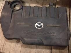 Крышка двигателя. Mazda Mazda6
