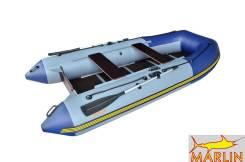 Marlin. Год: 2016 год, длина 3,60м., двигатель подвесной, 15,00л.с., бензин