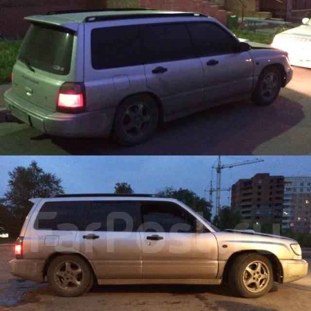 Пружина подвески. Subaru Forester, SF5, SF9
