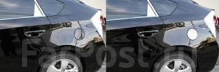 Лючок топливного бака. Toyota Prius