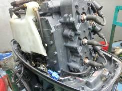 Yamaha. 50,00л.с., 2х тактный, бензин, нога L (508 мм), Год: 2001 год