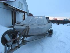 Продам Лодку Лена 580. Год: 2014 год, длина 5,80м., двигатель подвесной, 150,00л.с., бензин