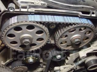 Замена ремней и цепей ГРМ. Востановление Алюминевых делалей двигателя