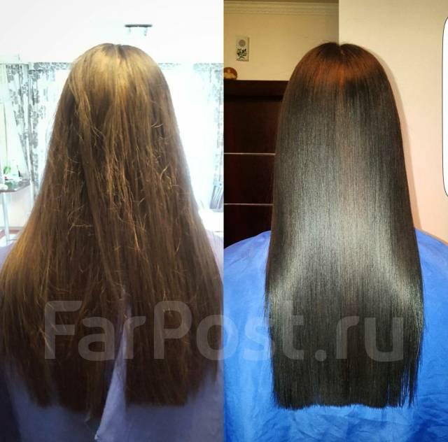 Чем отличается ботокс от нанопластики волос