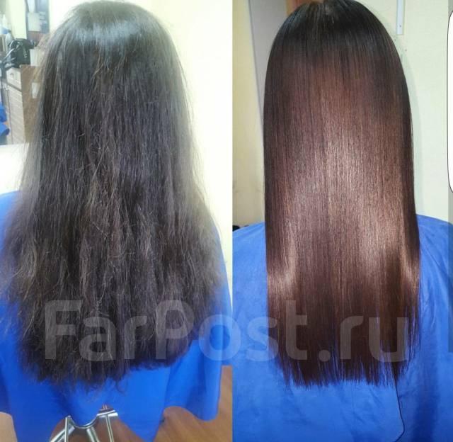 Ботокс или нанопластика для волос