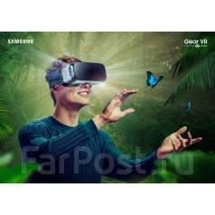 Очки виртуальной реальности Samsung Gear VR SM-R322 White