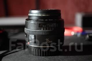 Продам объектив Canon EF 35MM F/2.0. Для Canon, диаметр фильтра 52 мм