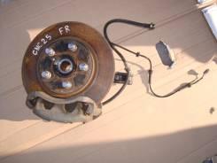 Ступица. Nissan Serena, C25, CNC25, NC25, CC25 Двигатель MR20DE