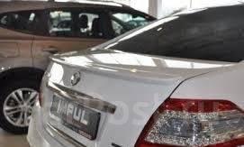 Спойлер. Лада Гранта Лада 2110 Toyota: Vios, Belta, Vista, Camry Gracia, Chaser, Windom, Allion, Camry, Yaris, Corona, Corolla, Verossa, Cresta, Premi...