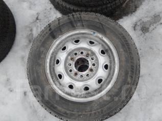 Bridgestone Blizzak MZ-02. Зимние, без шипов, 2001 год, износ: 30%, 2 шт
