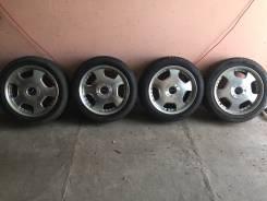Продам комплект зимних колес в комплекте с летней резиной. x17 5x114.30
