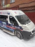 Peugeot Boxer. Продам микроавтобус режо боксер, 2 400 куб. см., 18 мест
