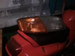 Фара. Nissan