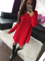 Платья-свитеры. 42, 44